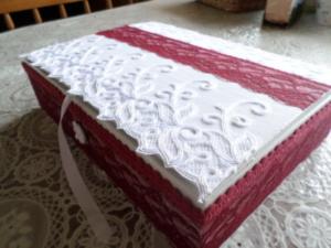 pulmaümbrikute karp