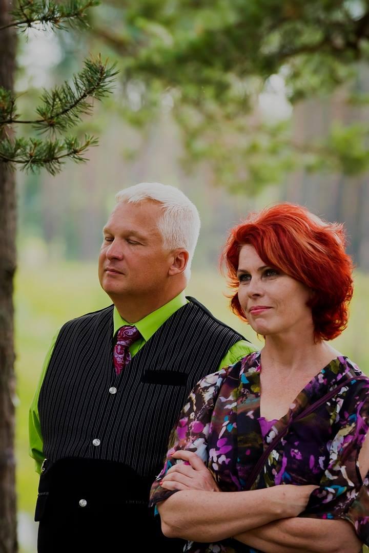 pulmaisa Priit ja assistent Gille