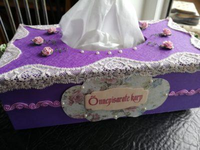 salvrätikute karp pulmatseremooniale
