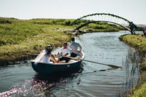 Pärnu lahe rannal